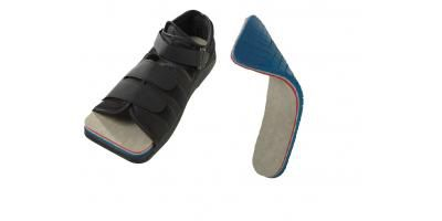 How The FORS™-15 Insole Can Save Time, Money, and Improve Offloading Of Plantar Ulcers