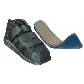 "FORS-15™ Offloading Insole WITH ""Closed-Toe"" Post-Op Shoe"