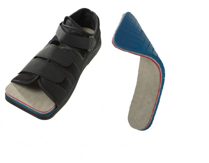 Using The FORS™ -15 Insole To Improve Offloading Of Plantar Ulcers