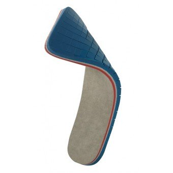 M494-15PZ: FORS™-15 Offloading Insole, Alcantara® with 15mm thick Multi-Layered Poron®, Removable Plugs - Sizes fit DARCO® MedSurg(TM) Shoes (See Volume Discount in Description)